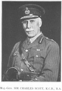 Biography - 88 - Major General Sir Charles H Scott